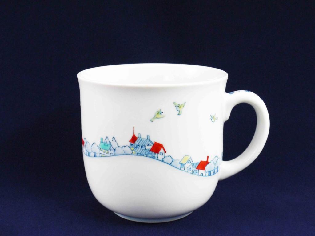 風景図マグカップ